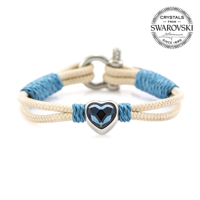 Swarovski BeCharmed Nautical Bracelet CNB #7070