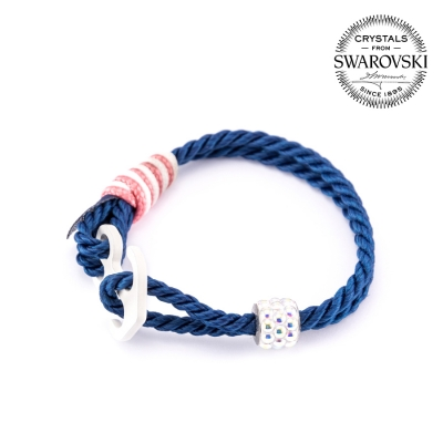 Swarovski BeCharmed Nautical Bracelet CNB #7020